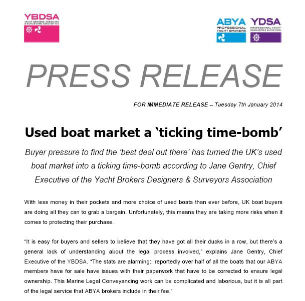 YBDSA Press Release